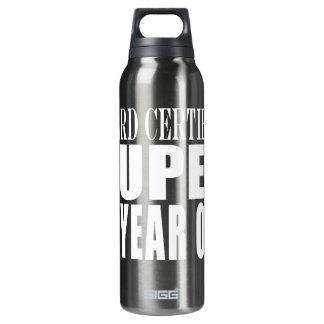 Funny Birthday B. Certified Super Eleven Year Old SIGG Thermo 0.5L Insulated Bottle