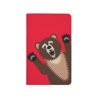 Funny Birthday Bear Journals