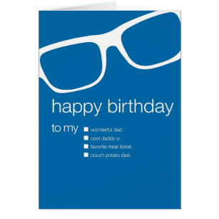 Funny dad birthday cards photocards invitations more funny birthday card to dad bookmarktalkfo Image collections