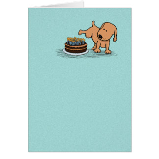 Funny birthday card: Years Whiz By Greeting Card