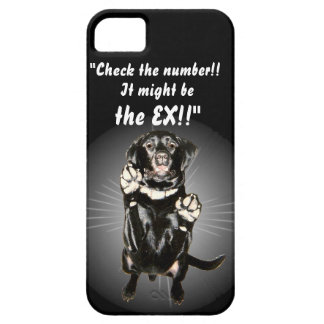 Funny Black Lab iPhone case iPhone 5 Covers