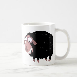 Funny Black Sheep Coffee Mug