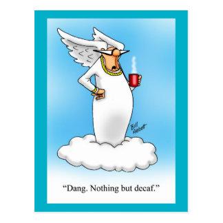 Funny Blessings & Faith Humor Postcard