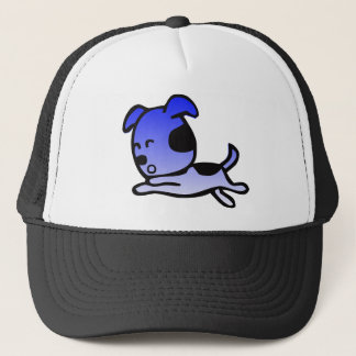 Funny Blue Dog Apparel and More Trucker Hat