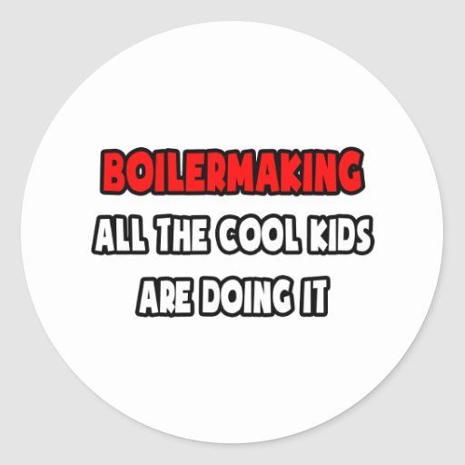 Funny Boilermaker Shirts and Gifts Sticker