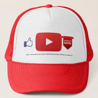 FUNNY BONE HAT(Merch) Trucker Hat