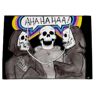 Funny Bones Gift Bag