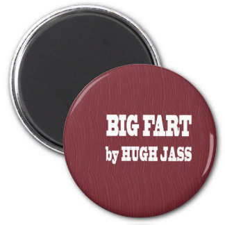 FUNNY BOOK NAMES : Pronounce Loud  LOWPRICE GIFTS 2 Inch Round Magnet