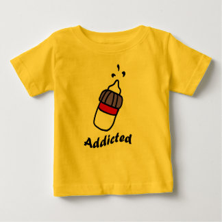 Funny  bottle baby T-Shirt