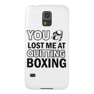 Funny boxing designs galaxy s5 cover
