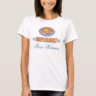 Funny Breakfast Waffles T-Shirt