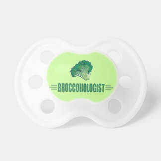 Funny Broccoli Pacifier