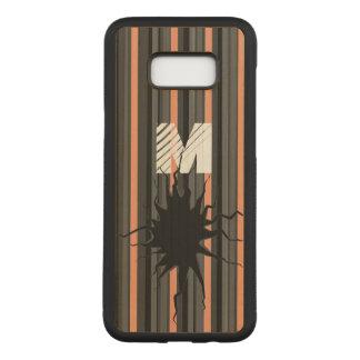 Funny Broken art monogram SamsungS8+ phone cabinet Carved Samsung Galaxy S8+ Case