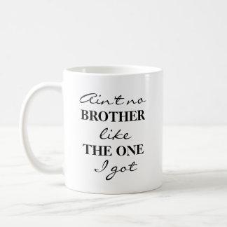 Funny Brother Coffee Tea Mug