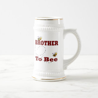 Funny Brother to Be Beer Stein