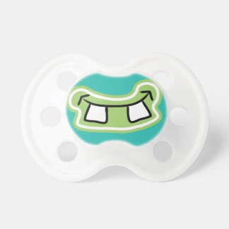 Funny Buck Teeth Monster Grin Baby Pacifiers