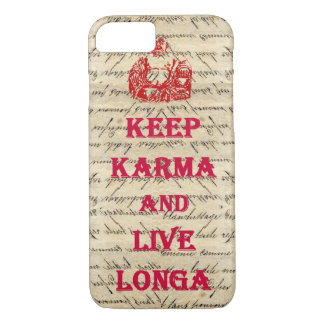Funny Buddha saying iPhone 7 Case