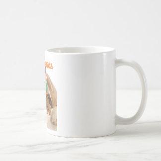 Funny Bulldog Gifts-Party Animal Sleeping Bulldog Classic White Coffee Mug