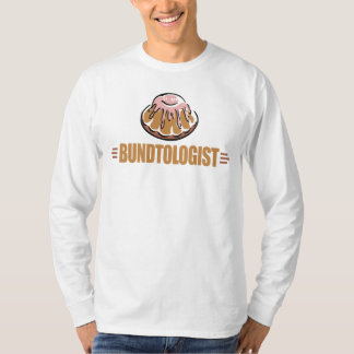Funny Bundt Cake T-Shirt