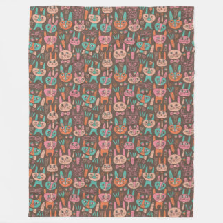 Funny Bunnies Blanket