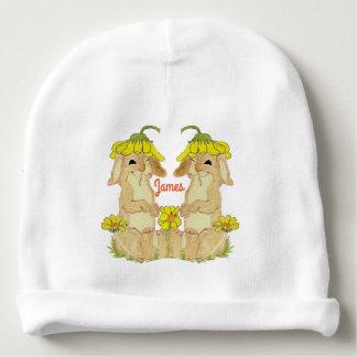 Funny Bunny Baby Cotton Beanie Baby Beanie