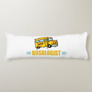Funny Bus Driver Body Pillow