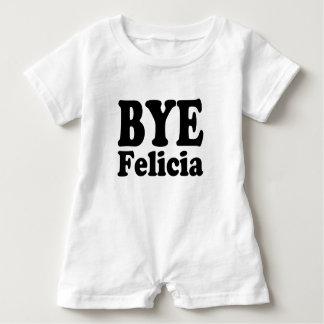 Funny Bye Felicia baby boy shirt