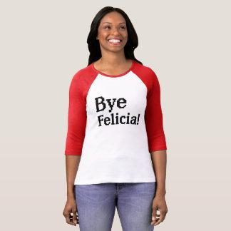 Funny Bye Felicia Pixel Saying T-Shirt