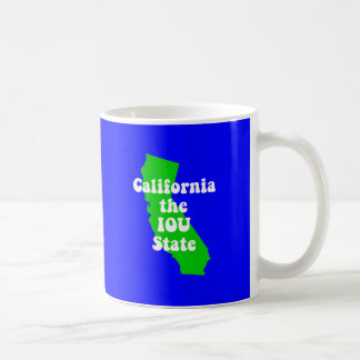 Funny California Coffee Mug