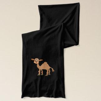 Funny Camel Art Scarf