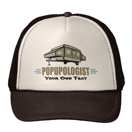 Funny Camping Hat
