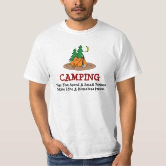 Funny Camping Shirts