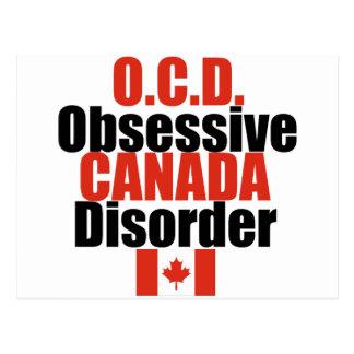 Funny Canadian Postcard