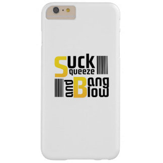 Funny Car Guy Engines Barely There iPhone 6 Plus Case