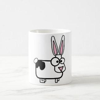 Funny Cartoon Animal Bunny Mug