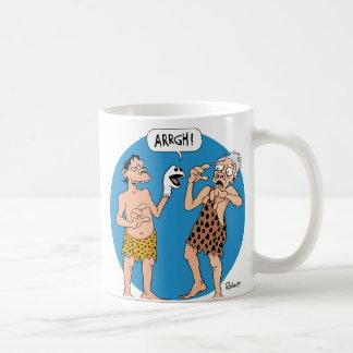 Funny Cartoon Classic White Coffee Mug