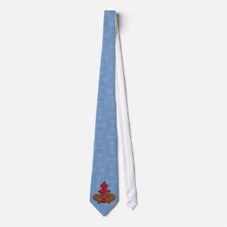Funny Cartoon Dachshund Tie