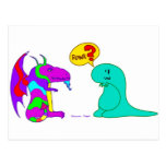 Funny Cartoon Dinos Cute Dinosaur Dragon Rawr?