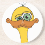 Funny Cartoon Duck