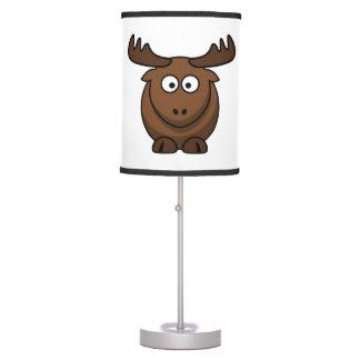 Funny Cartoon Moose Desk Lamp