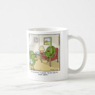 Funny Cartoon Mug- Seedless Coffee Mug