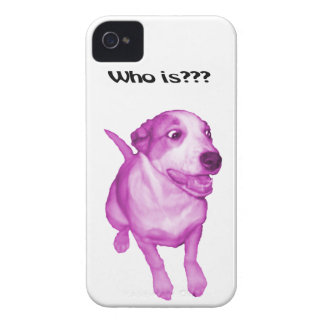 Funny Case, Funny dog Case-Mate iPhone 4 Cases