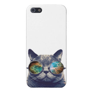 Funny Cat iPhone 5 Covers