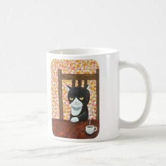 Funny Cat Mug Funny Grumpy Cat Graphic Art mug