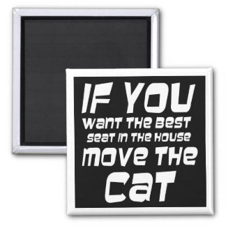 Funny cat quotes novelty magnets humor gag gifts