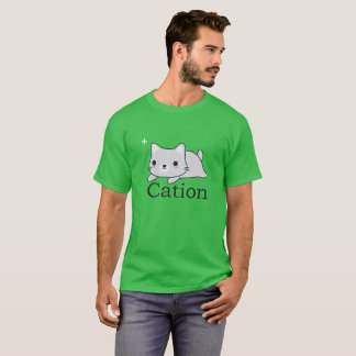 Funny Cat Science T-Shirt