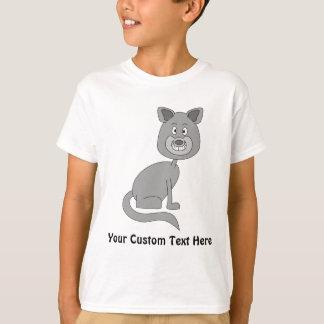 Funny Cat. T-Shirt