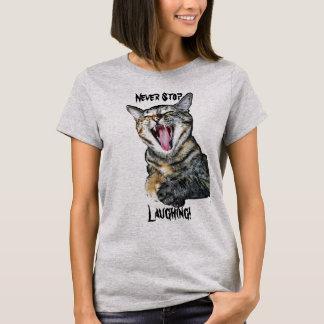 Funny Cat! T-Shirt