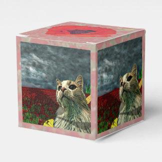 """Funny Cat """"Wizard of Oz"""" Baum Fantasy Favor Box"""