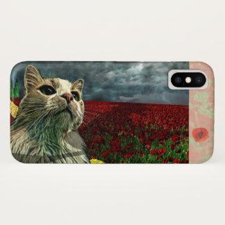 "Funny Cat ""Wizard of Oz"" Baum Fantasy iPhone Case"